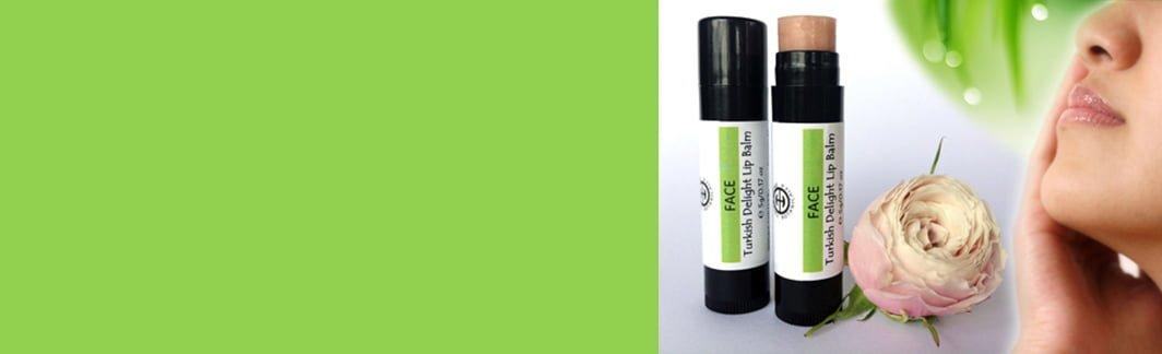 Natural Organic Lip Balms