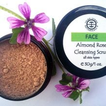 Almond Rose Cleansing Scrub