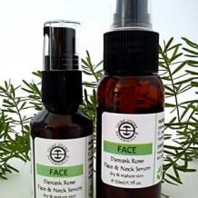 Damask Rose Face & Neck Serum