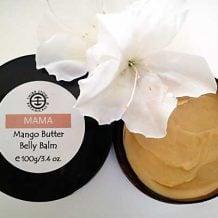 Mango Butter Belly Balm 100g