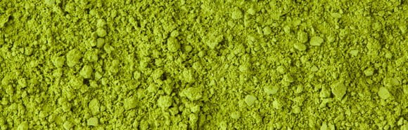 Green nutritional powder