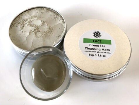 TSB Green Tea Cleansing Mask