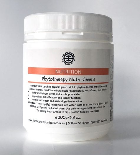 Phytotherapy Nutri-Greens