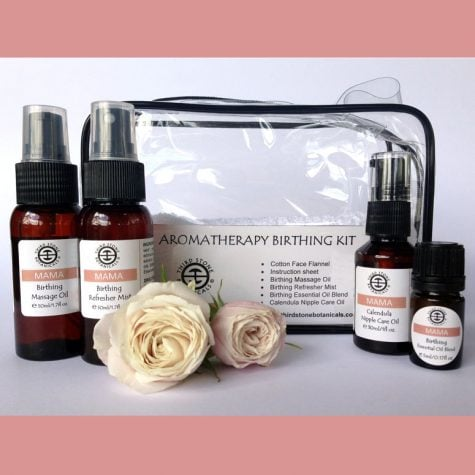 Aromatherapy Birthing Kit