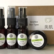 Face Sample Packs Sensitive