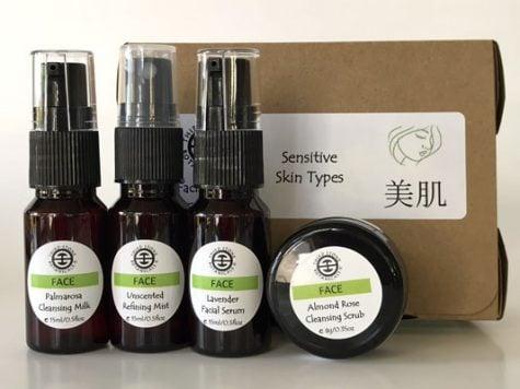 Face Sample Packs Sensitive