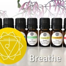 Chakra Oil Blends Breathe