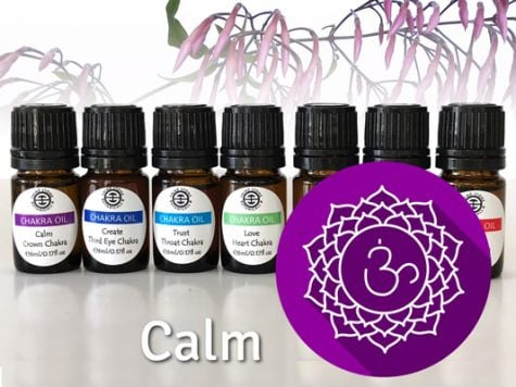 Chakra Oil Blends Calm