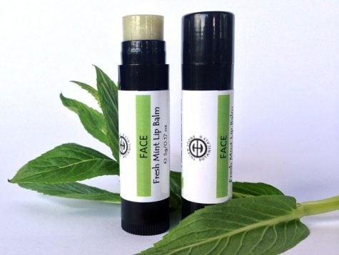 Organic Fresh Mint Lip Balm