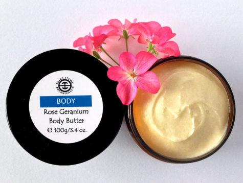 Rose Geranium Body Balm