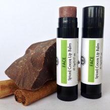 Organic Spiced Cocoa Lip Balm