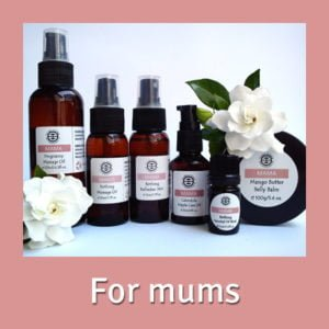 Organic Skin Care For Mothers