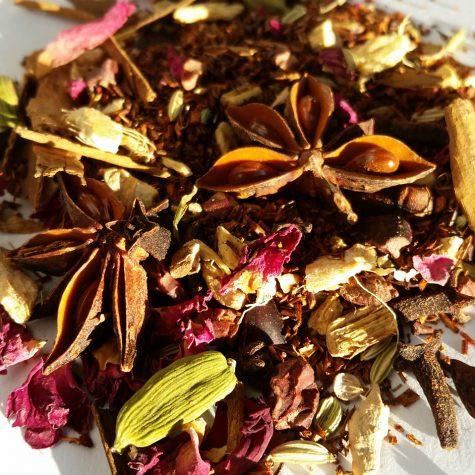 100% Organic Chai