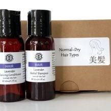 Natural Lavender Shampoo & Conditioner