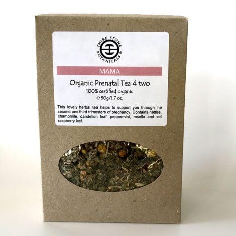 Organic Prenatal Tea for Two