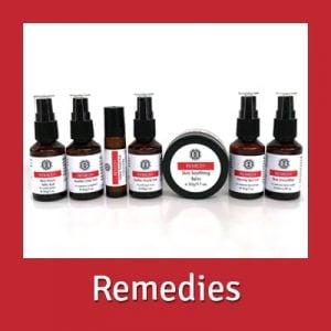 Our Organic Remedies Range