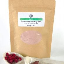 Pomegranate Cleansing Mask