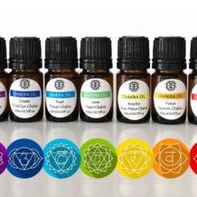 7 Chakra Oil Blends