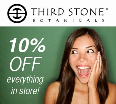 10% off for reviews
