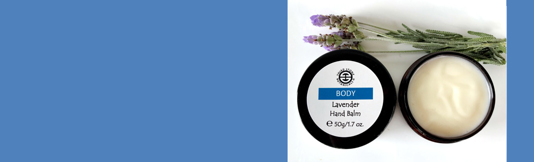 Organic Lavender Hand Balm