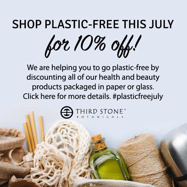 plastice-free july