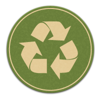 recyclable packaging symbol