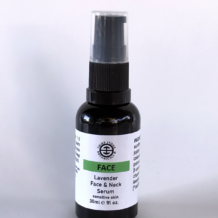 TSB Lavender Face and Neck Serum